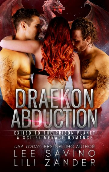 Draekon Abduction (Dragons in Exile Book 4)