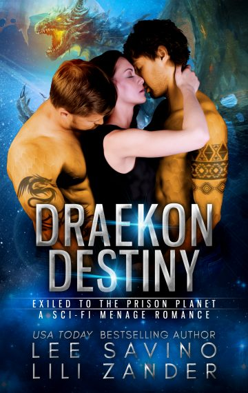 Draekon Destiny (Dragons in Exile Book 5)