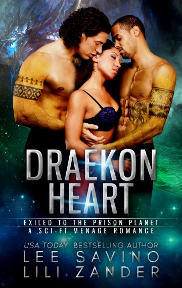 Draekon Heart (Dragons in Exile Book 3)