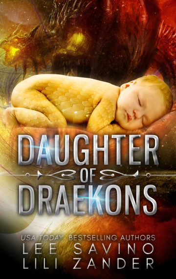 Daughter of Draekons (Dragons in Exile Book 5.5)