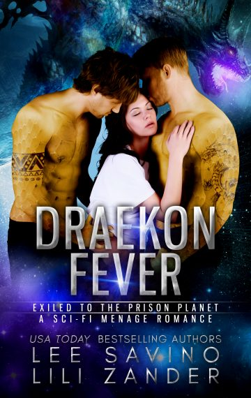 Draekon Fever (Dragons in Exile Book 6)