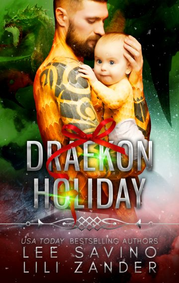 Draekon Holiday (Dragons in Exile Book 7.5)