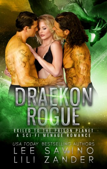 Draekon Rogue (Dragons in Exile Book 7)