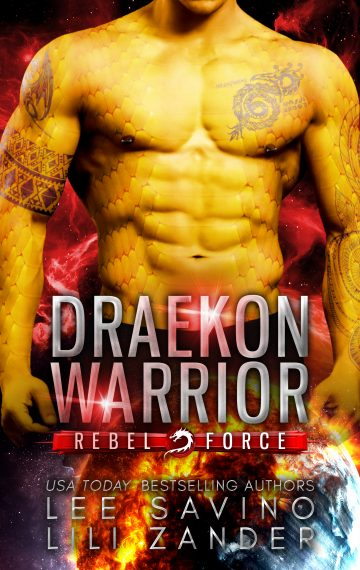 Draekon Warrior (Rebel Force Book 1)