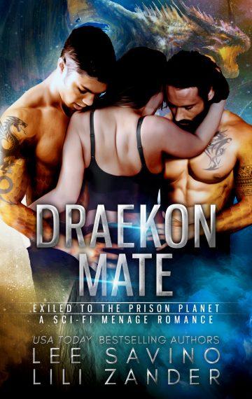 Draekon Mate (Dragons in Exile Book 1)