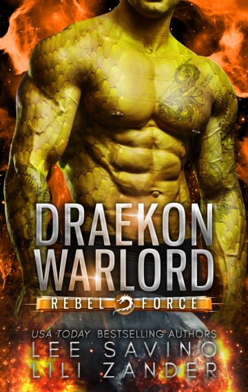 Draekon Warlord (Rebel Force Book 4)