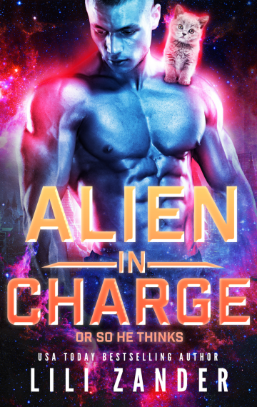 Alien in Charge
